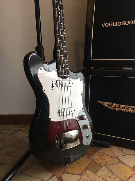 Eko Manta Bass 1970 Vintage Made In Italy Voglio Suonare Shop Reverb In 2020 Manta Vintage Bass Bass