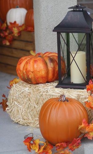 50 Cheap And Easy Diy Outdoor Fall Decorations Fall Decor