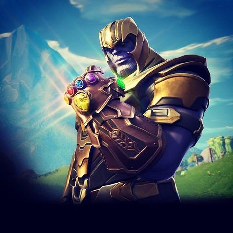 Are you ready for Thanos? Tag someone who would like this