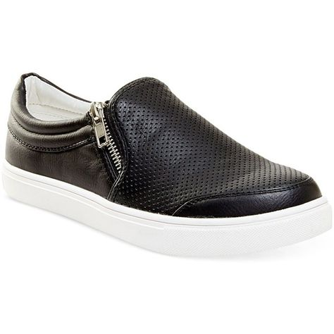 72138284732 Steve Madden Women s Ellias Slip-On Sneakers ( 69) ❤ liked on Polyvore  featuring