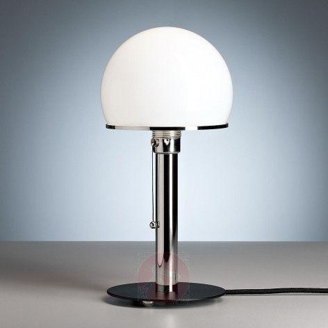50 Meilleur De Wagenfeld Lampe Als Pramie Collection In 2020 Table Lamp Lamp Table Lamp Design
