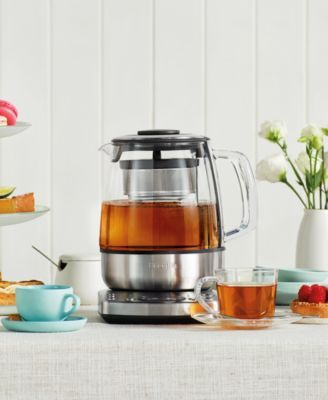 Breville Btm800xl Tea Maker One Touch Electric Reviews Coffee Makers Kitchen Macy S