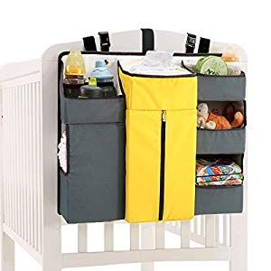 Melonese Hq Diaper Caddy incl Free Coaster Set for organizing Baby Essentials Wipes and Diapers-Diaper Holder Basket Storage bin for Boys and Girls