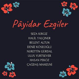 Full Album Indir 2020 Payidar Ezgiler 2020 Full Album Indir Album Sanatcilar Insan