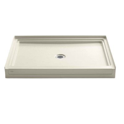 Kohler Tresham 48 X 36 Single Threshold Centre Drain Shower Base