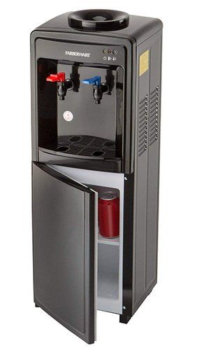 Farberware Fw29919 Freestanding Hot And Cold Water Cooler Dispenser Water Coolers Cold Water Cooler