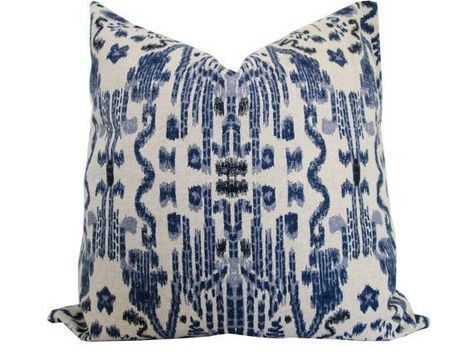 Designer Decorative Pillow Cover Ikat
