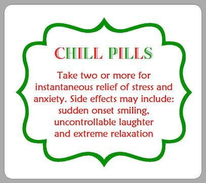 graphic about Chill Pill Printable Label named Picture final result for chill tablet printable label Present suggestions