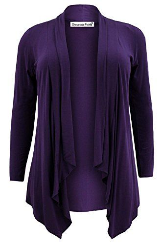 Womens Button Up Boy Friend Cardigan Tops New Ladies Long Sleeve Cardigans Top