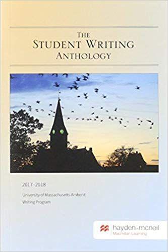 Download Pdf College Writing Student Anthology Free Epub Mobi