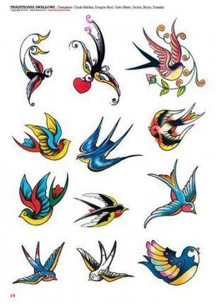 60 Ideas Tattoo Bird Old School American Traditional For 2019 Sparrow Tattoo Design Traditional Tattoo Sparrow Tattoo