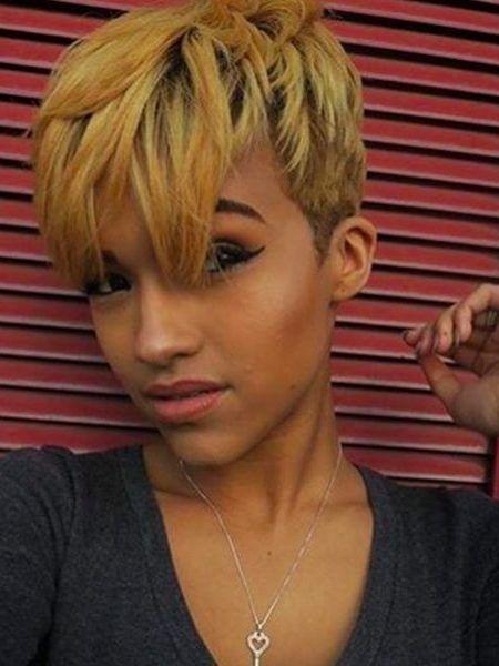 Coolste Haarschnitte Der Welt Kurze Schwarze Haare Haarschnitt