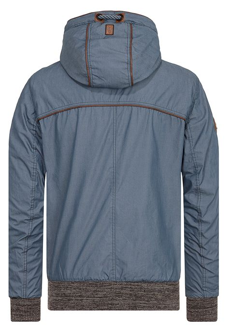 naketano Zipped jackets, Naketano The old man Jacke für