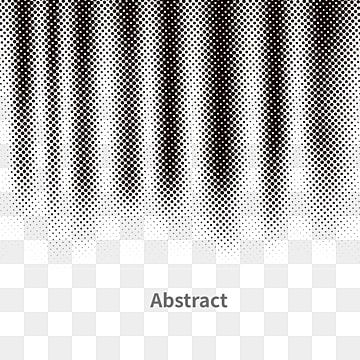 Abstract Halftone Black Bar Dots Particle Dot Abstract Png And Vector With Transparent Background For Free Download Abstract Black And White Frames Black Bar