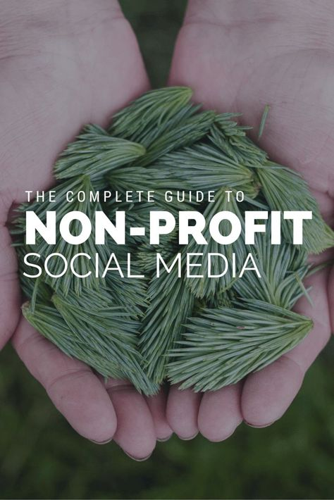 Nonprofit social media strategy and design tips for success
