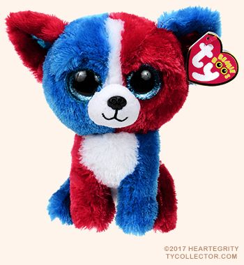 Valor Dog Ty Beanie Boos Beanie Boo Dogs Ty Stuffed Animals Ty Beanie Boos
