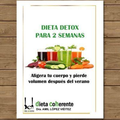 Dieta depurativa veranov