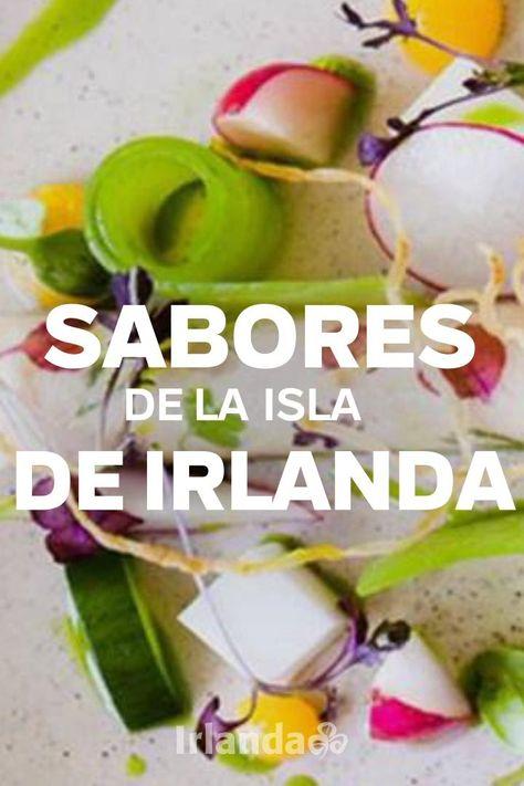Sabores de la isla de Irlanda 🥘