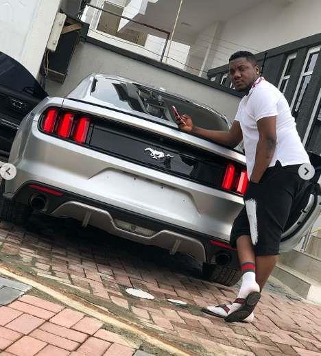Rapper CDQ Speaks on Splashing N20M on New Car   World News