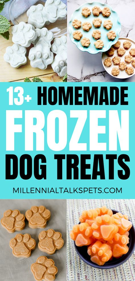 Dog Running Frozen dog treat recipes.Dog Running Frozen dog treat recipes. Puppy Treats, Diy Dog Treats, Homemade Dog Treats, Healthy Dog Treats, Good Dog Treats, Treats For Puppies, Summer Dog Treats, Gourmet Dog Treats, Hostess Cupcakes