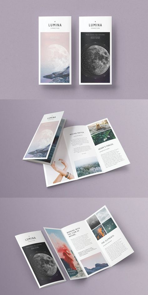 The best trifold brochure template designed are offered here, It is easy to edit for print options. Photoshop Brochures for business. Poster Design Layout, Graphic Design Brochure, Brochure Layout, Graphic Design Typography, Flyer Design, Print Design, Web Design, Brochure Template, Leaflet Design