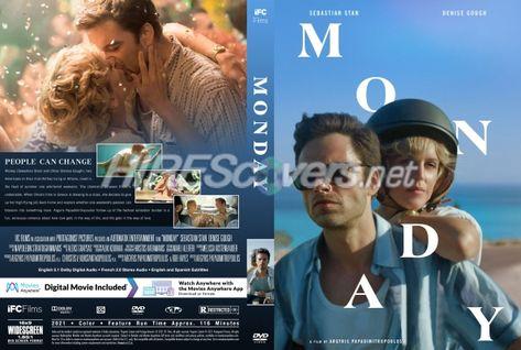 DVD Cover Custom DVD covers BluRay label movie art - DVD CUSTOM Covers - M / Monday (2020)