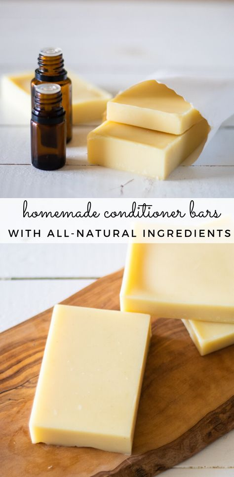 Homemade Conditioner, Natural Hair Conditioner, Homemade Shampoo, Diy Shampoo, Natural Shampoo, Natural Haircare, Homemade Facials, Shampoo Bar, Natural Skin