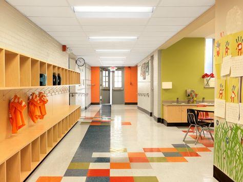 Flynn Park Elementary School Addition & Renovation   R.G. Ross