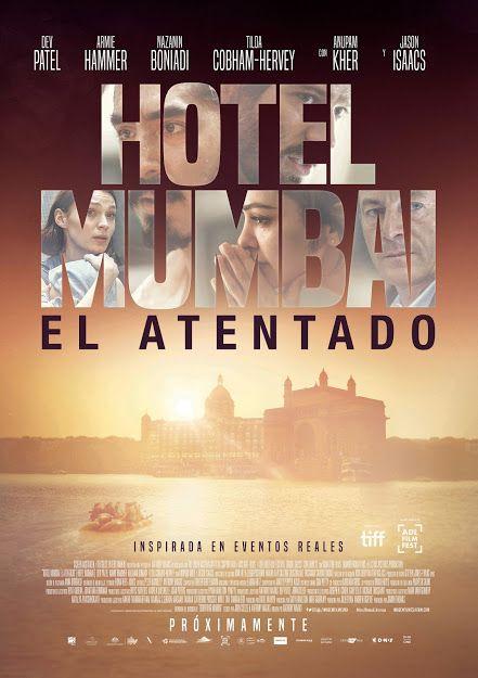 Hotel Mumbai El Atentado 2019 C Esp Tt5461944 Hotel Mumbai Music Book
