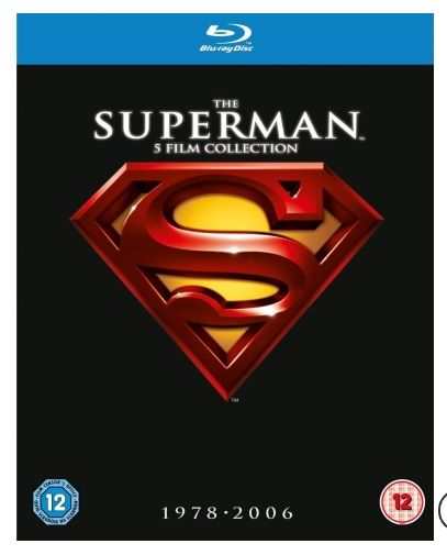 Pack De Peliculas De Superman Baratas Superman Superman La Pelicula Peliculas