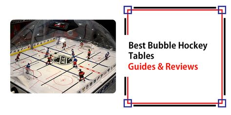 Top 7 Best Bubble Hockey Tables For 2020 Guide And Reviews Hockey Air Hockey Bubbles