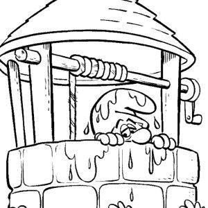 Pictures Cute Clumsy The Smurf Coloring Pages Coloring Pages Coloring Pages For Kids Coloring For Kids