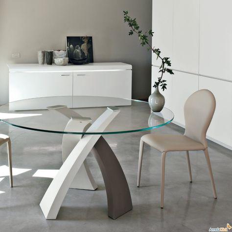 Tavolo Vetro Rotondo Ikea.Pin Di Marta Su Tavoli Tavolo Vetro Tavolo Pieghevole Ikea