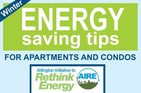 Rethink Energy: 6 Winter Energy Saving (and Money!) Tips for