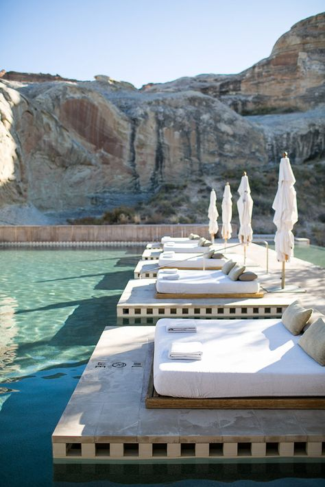 Girls Getaway Trip to Amangiri Desert Resort in Utah's Canyon Point Vacation Places, Vacation Destinations, Dream Vacations, Vacation Spots, Places To Travel, Places To Visit, Bachlorette Destinations, Utah Vacation, Jamaica Vacation