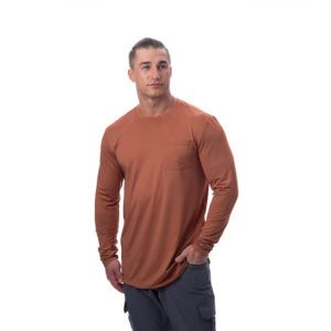 Men S Pocket Long Sleeve T Shirt T Shirt Sleeves Long Sleeve