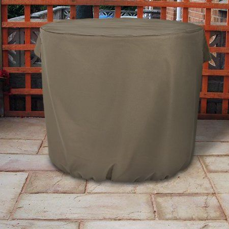 Home Improvement Air Conditioner Cover Square Fire Pit Cover Patio Umbrella Covers