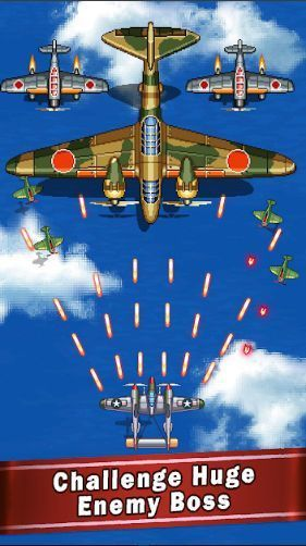 Download 1945 Air Forces Mod Apk V6 62 Unlimited Money With