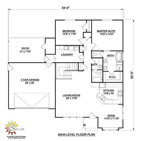 House Plan Chp 41151 At Coolhouseplans Com House Plans House Plans How To Plan Home Additions