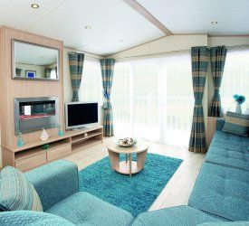 Decorating A Caravan Ideas & Simple Private Static Caravan Holiday