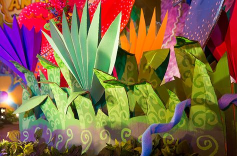 Leaves or Grass - VBS or other decor
