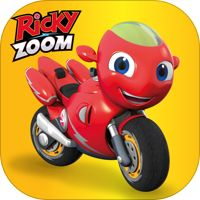 Ricky Zoom By Entertainment One Kids Exploring Learning Games For Kids Disney Images