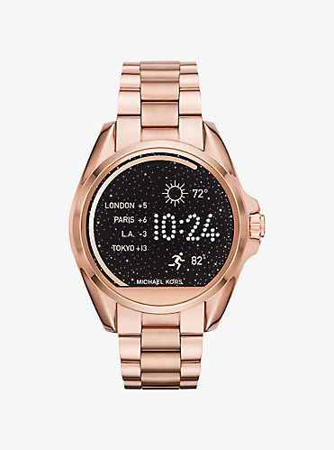 Introducing Michael Kors Access—a smartwatch that seamlessly