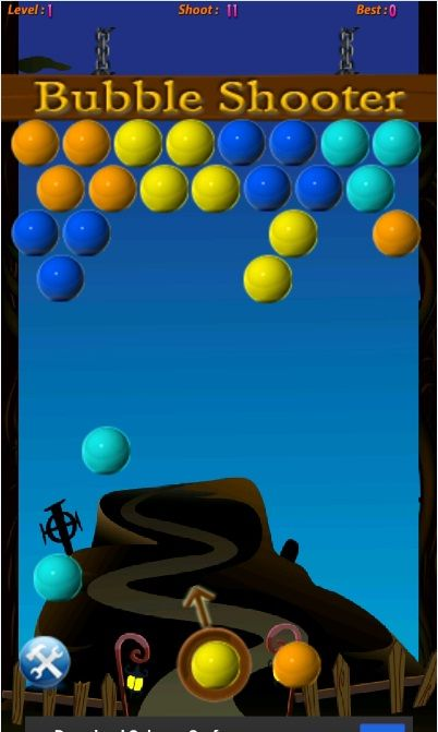 Enjoy quick bubble shoot of 60 seconds with colorful bubble shooter popping fun! Attention: This game requires Android 4.0 or higher to run smooth!