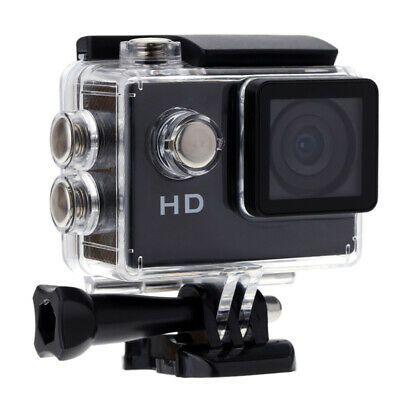 Sponsored Hd 720p Sport Travel Dv Action Cameras 2 Lcd 30m