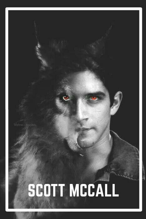 Pin Na Doske Teen Wolf