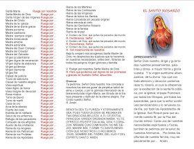 Catequesis De Confirmación Santo Rosario 30 De Mayo 2015 Rosarios Rezar El Rosario Santo Rosario
