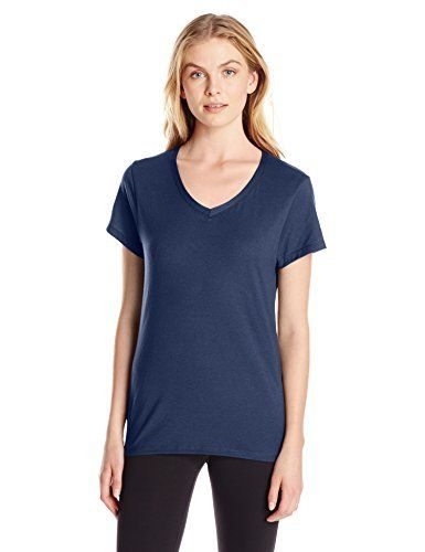 Hanes Women S X Temp V Neck Tee X Temp Revolutionary Cooling