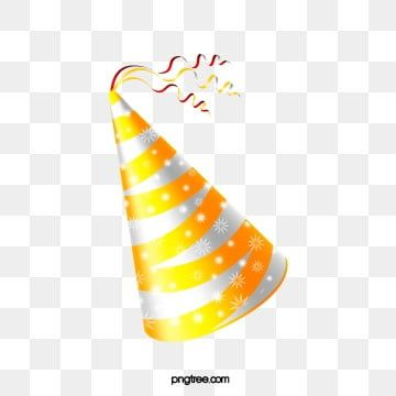Luxury Birthday Hat For The Golden Gloss Party Party Clipart Gloss Hat Png And Vector With Transparent Background For Free Download In 2021 Birthday Hat Luxury Birthday Golden Birthday Parties