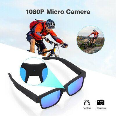 32GB 1080P HD Camera hidden Eyewear Camcorder Sunglasses Glasses Video Recorder